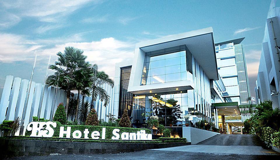 Hotel Santika Tasikmalaya - Bangunan Hotel