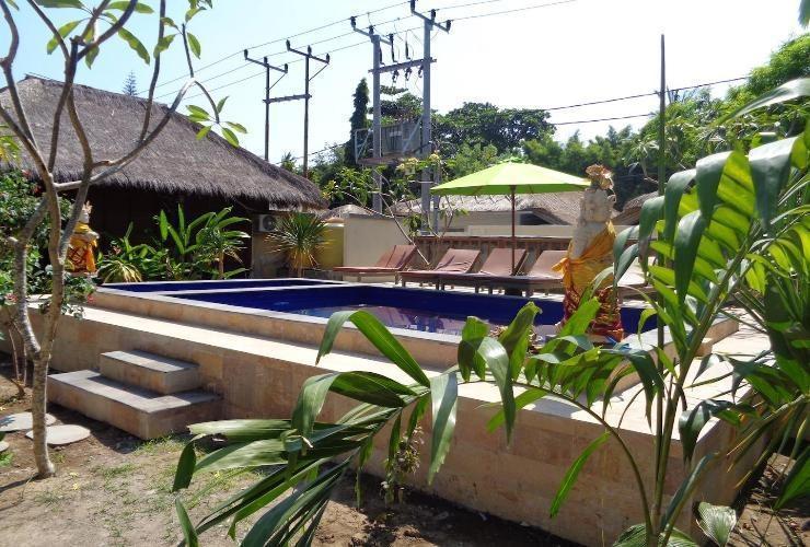 Pasih Kauh Villas Bali - Exterior