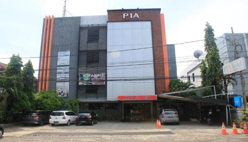 Pia Hotel Cirebon - Exterior