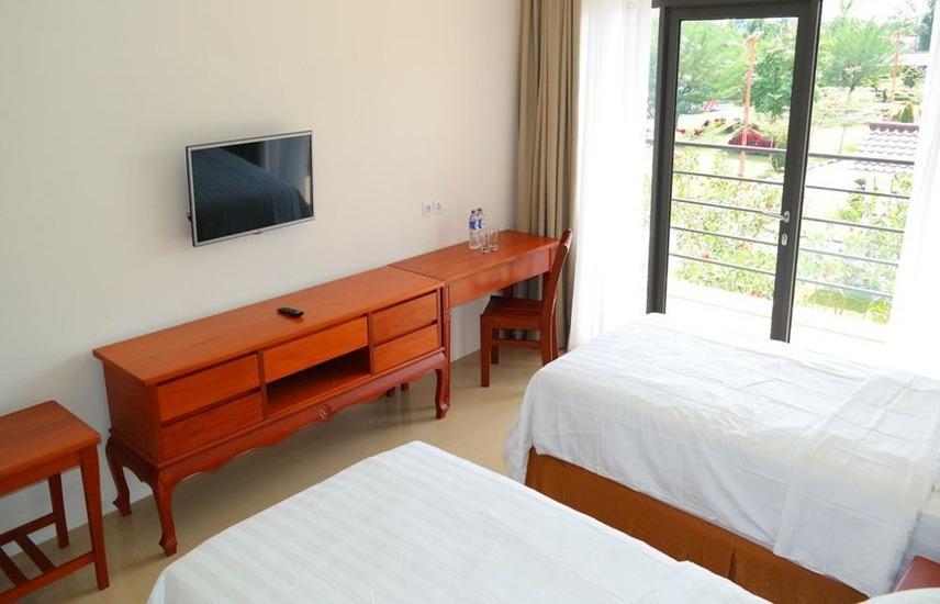 Thongs Inn Kualanamu Transit Hotel Kualanamu - Cottage Twin Bed Regular Plan