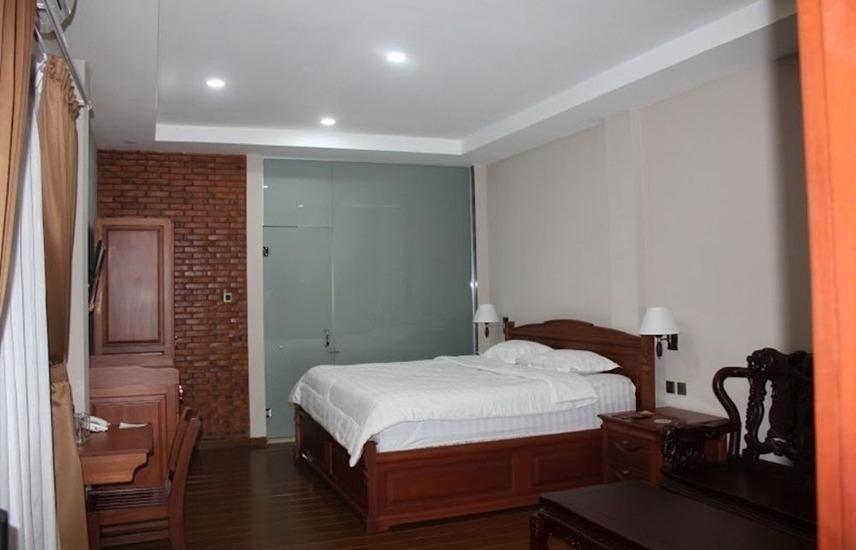 Thongs Inn Kualanamu Transit Hotel Kualanamu - Villa Double Bed Regular Plan