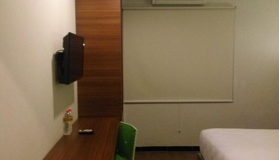 Hotel Candi Indah Semarang - SIMPLE ROOM