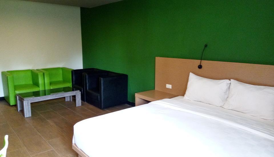 Hotel Candi Indah Semarang - STYLISH ROOM