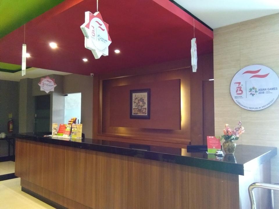 Hotel Candi Indah Semarang - Receptions