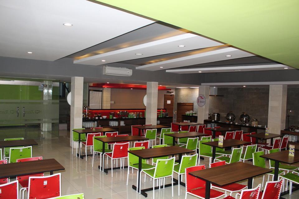 Hotel Candi Indah Semarang - Restoran