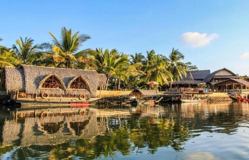Shane Josa Resort Pangandaran - Eksterior