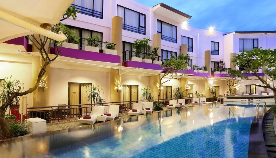 Kuta Central Park Hotel Bali - Exterior