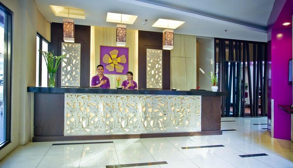 Kuta Central Park Hotel Bali - Kuta Central Park Hotel (Hi-22/11/2013)