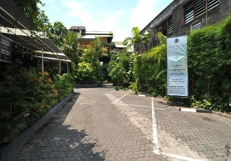 The Winotosastro Hotel Jogja - Eksterior