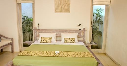 Artemis villa and hotel Bali - Hotel Type