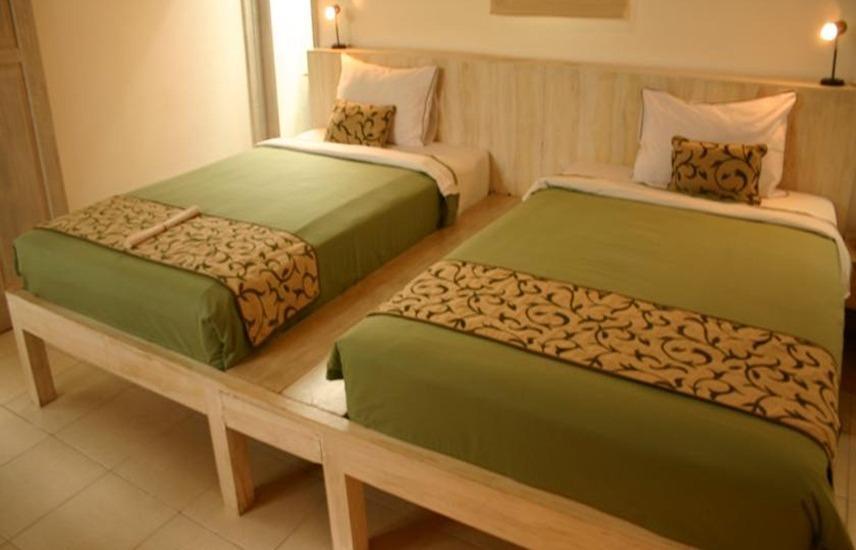 Artemis villa and hotel Bali - Kamar tamu
