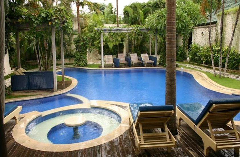 Artemis villa and hotel Bali - Kolam Renang
