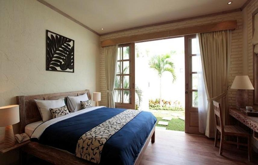 Artemis villa and hotel Bali - Two Bedroom Garden Villa Regular Plan