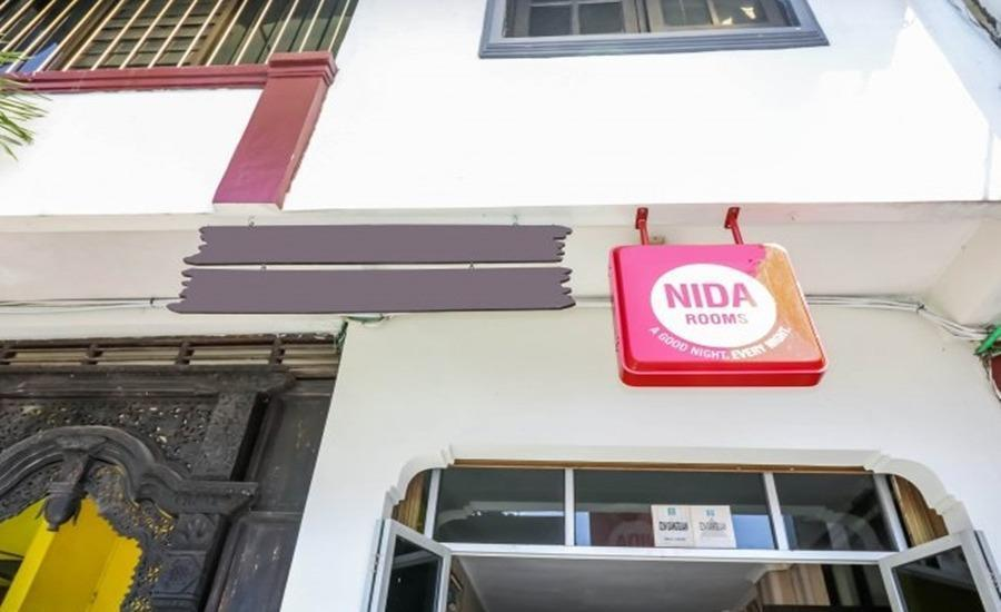 NIDA Rooms Ring Road Utara 5 Jogja - Eksterior