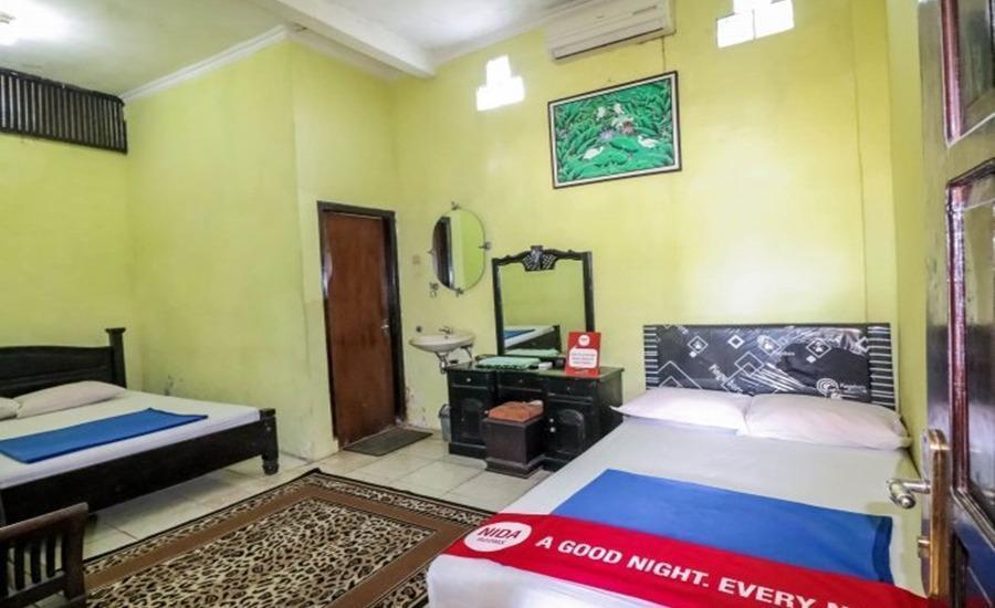 NIDA Rooms Ring Road Utara 5 Jogja - Kamar tamu