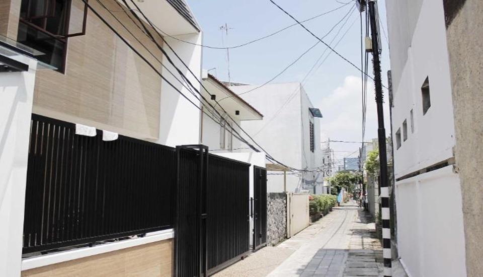 RoomMe Menteng Welerie 7 Jakarta - Exterior
