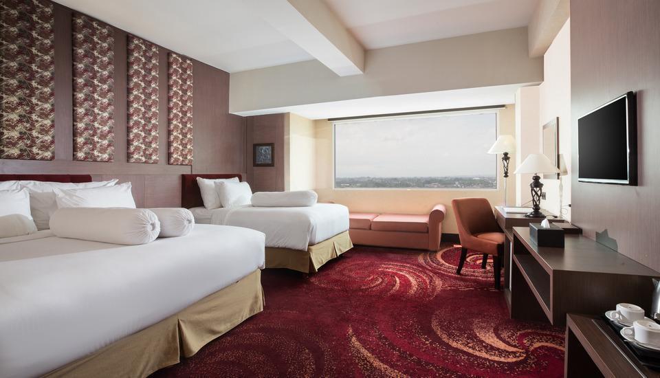 Indoluxe Hotel Yogyakarta - Deluxe Family