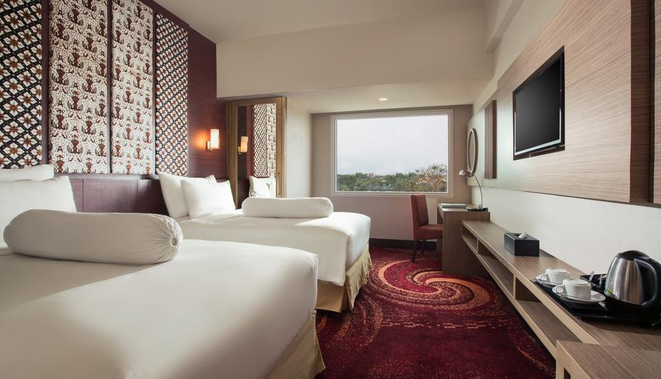 Indoluxe Hotel Yogyakarta - Deluxe Twin Regular Plan