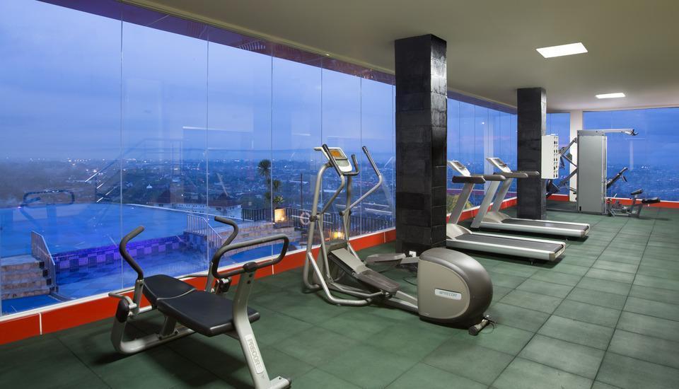 Indoluxe Hotel Yogyakarta - Fitness Center