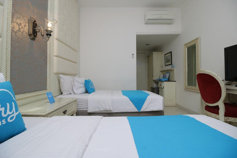 Airy Cicendo Otten 6 Bandung - SuperiorTwin Room with Breakfast Special Promo Jan 5