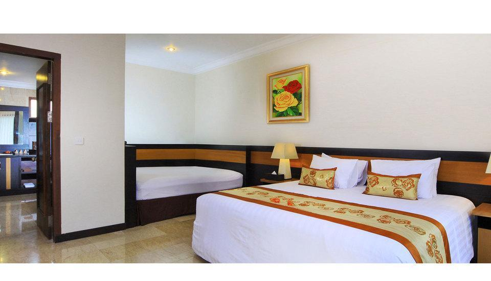 Hotel Ombak Sunset Lombok - Deluxe Terrace Family Room  Special Promo 27% OFF