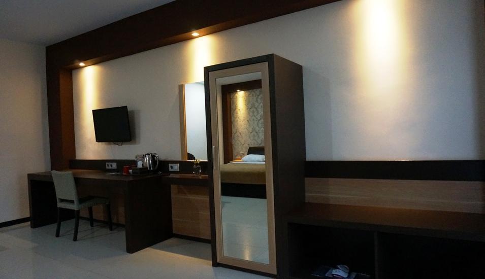 Hotel Bukit Indah Lestari Baturaja - Kamar Deluxe
