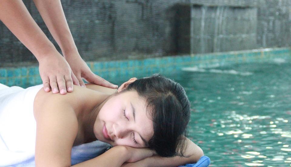 Hotel Bukit Indah Lestari Baturaja - layanan massage