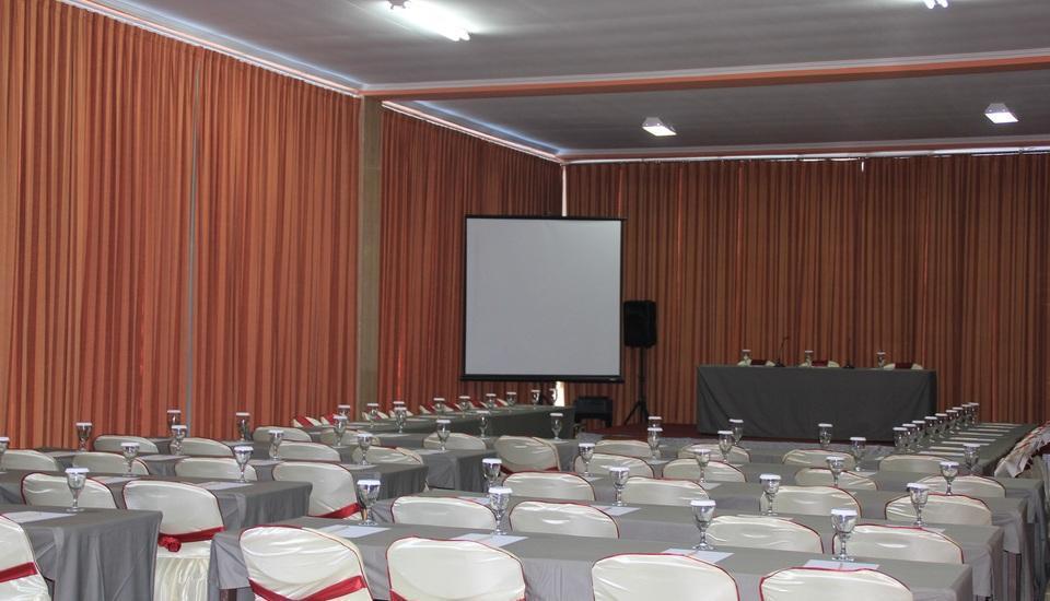 Hotel Bukit Indah Lestari Baturaja - Ruang pertemuan