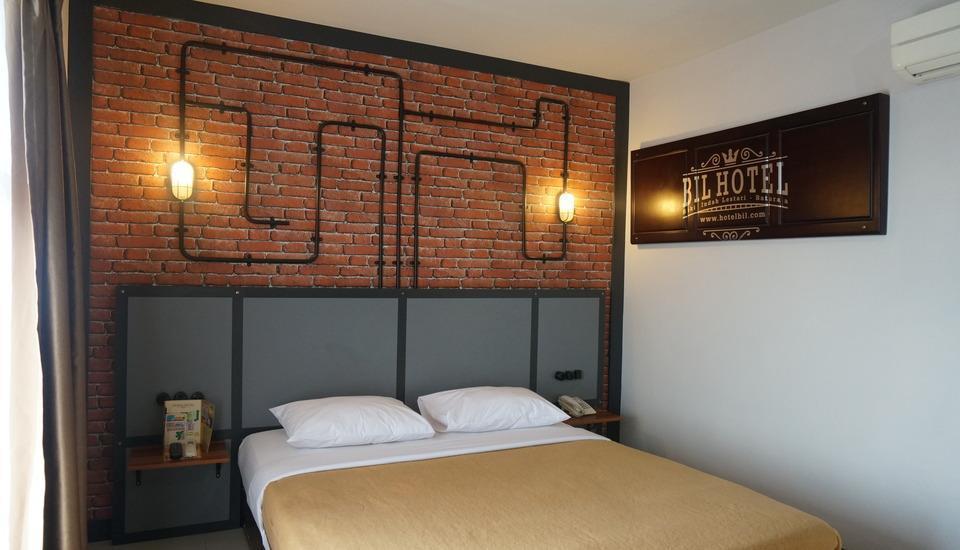 Hotel Bukit Indah Lestari Baturaja - Deluxe - Nikmati kamar bergaya industrial