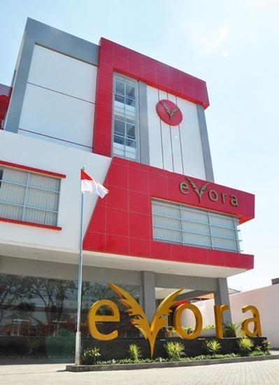 Evora Hotel Surabaya - Pict 1