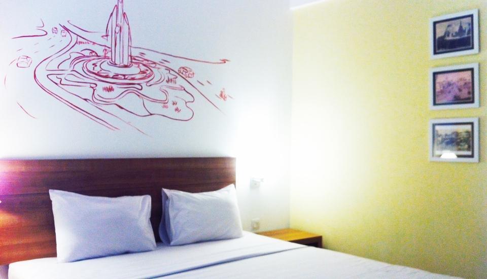 Evora Hotel Surabaya - Double