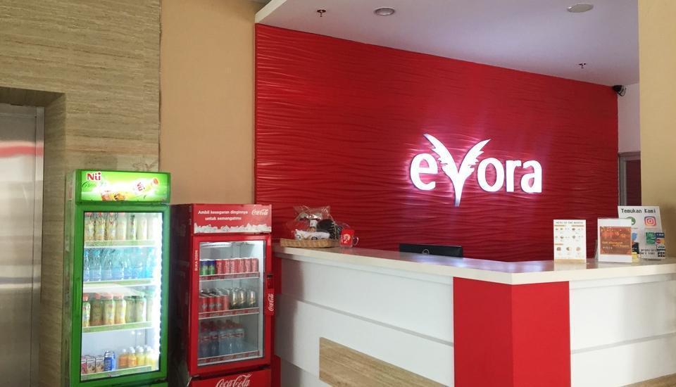 Evora Hotel Surabaya - Lobi