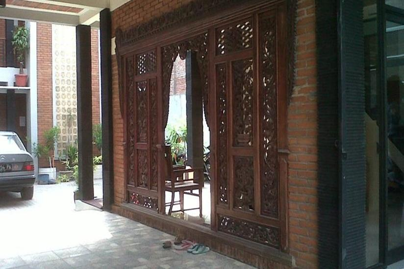 Huiz De Rico Hotel Yogyakarta - Eksterior