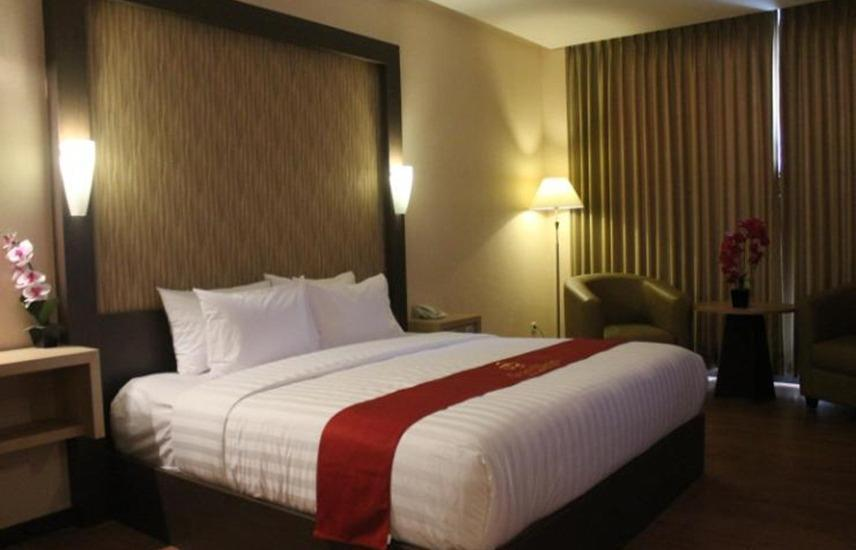 Grand Dian Hotel Brebes Brebes - Executive Suite Room Regular Plan