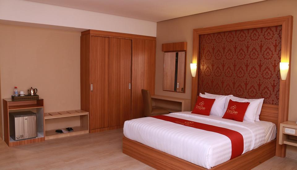 Grand Dian Hotel Brebes Brebes - DELUXE ROOM