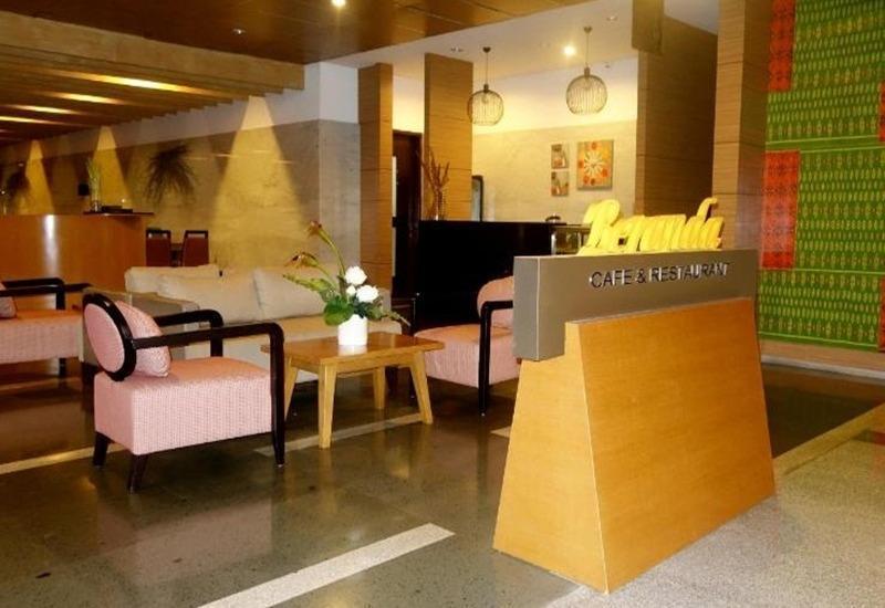 Hotel Gren Alia Prapatan Jakarta - Cafe dan Restoran