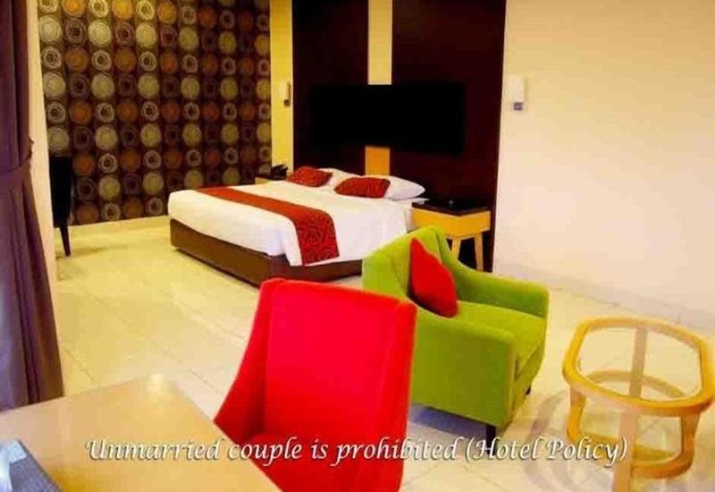 Hotel Gren Alia Prapatan Jakarta - Deluxe Room Regular Plan