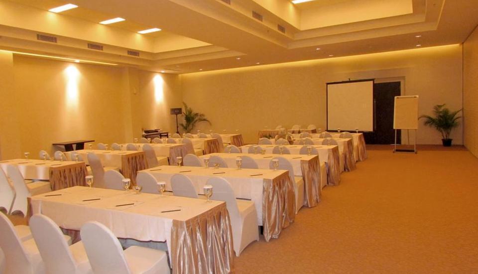 Padjadjaran Suites Hotel Bogor - sdf