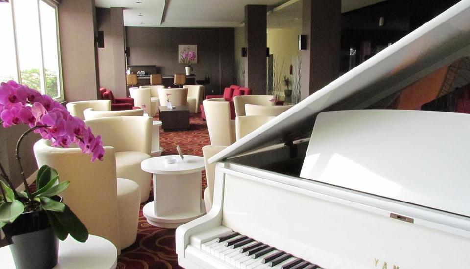 Padjadjaran Suites Hotel Bogor - sd