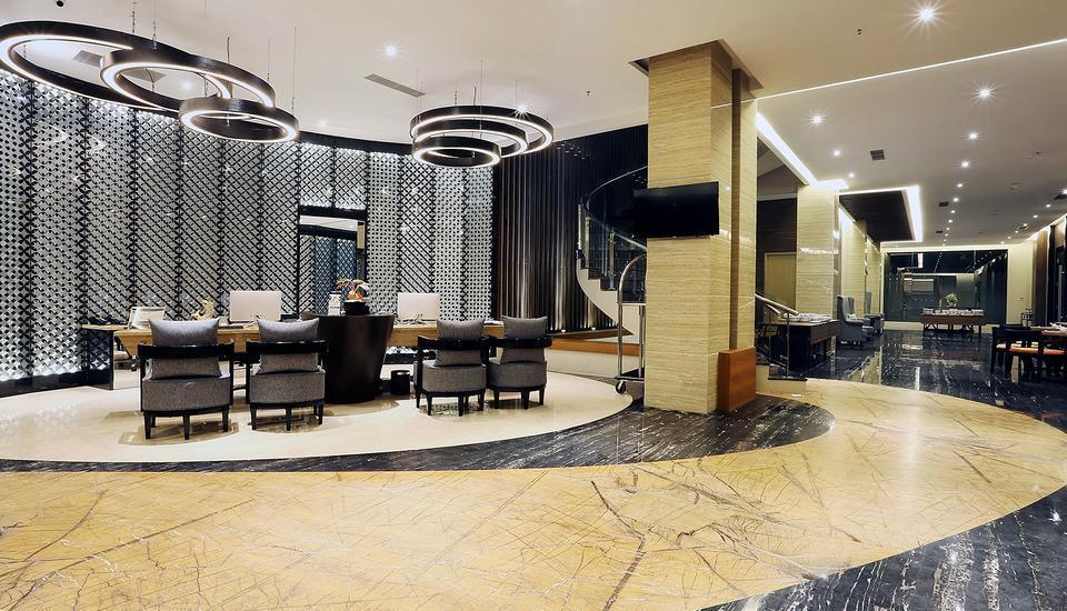 Hotel Horison Tasikmalaya - LOBI