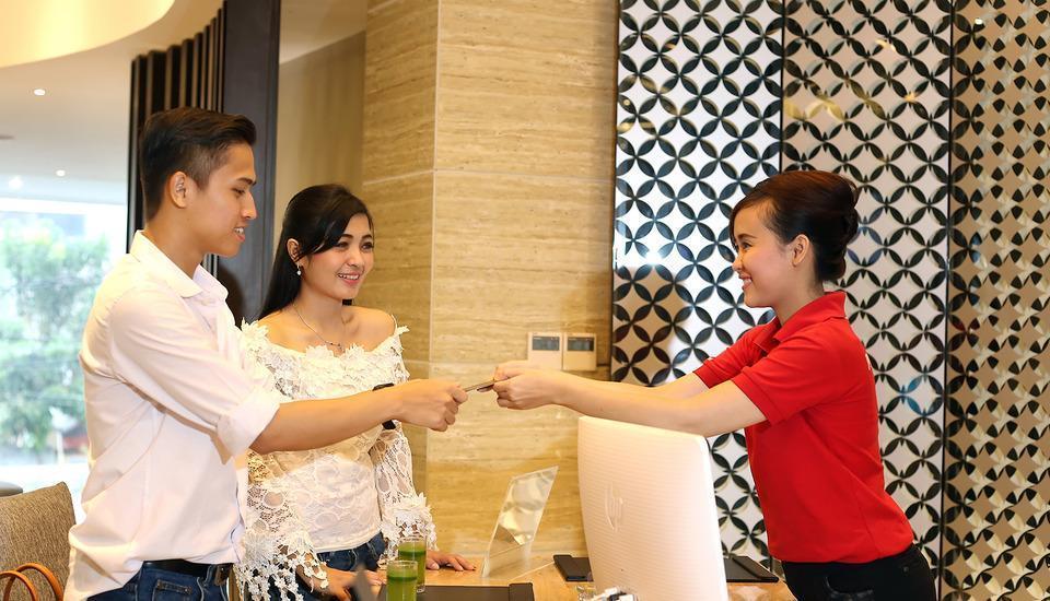 Hotel Horison Tasikmalaya Tasikmalaya - Check in