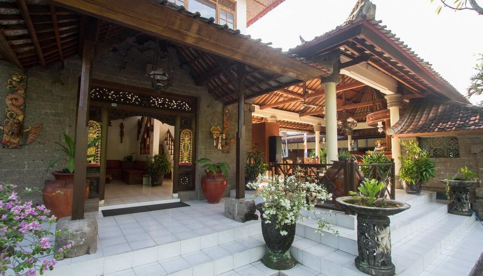 Hotel Bali Warma Bali - Bangunan hotel