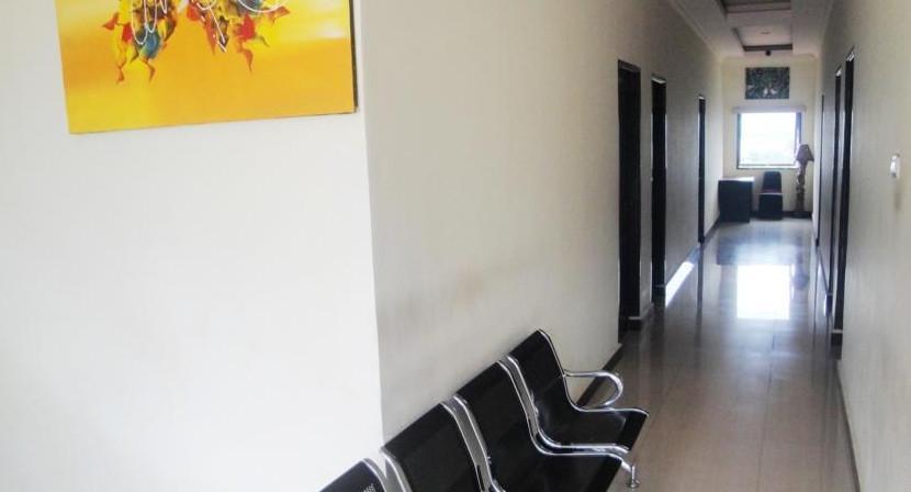Grand S.O. Hotel Kendari - Koridor