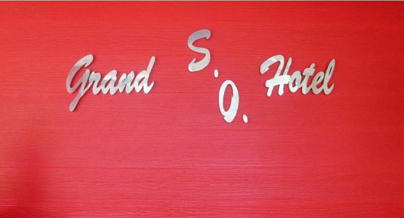 Grand S.O. Hotel Kendari - Nama Hotel