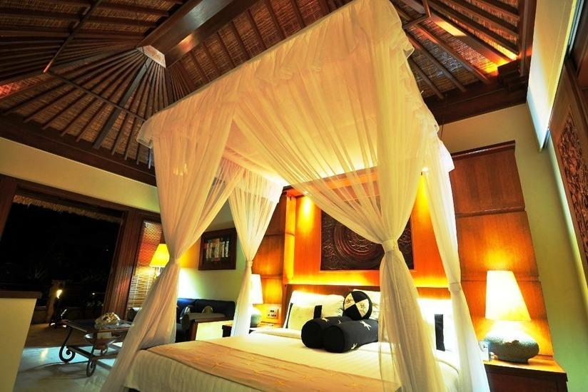 Pool Villa Club Senggigi - Kamar tamu
