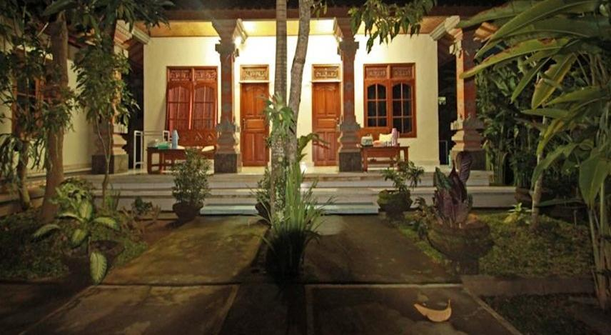 Suparsa's Home Stay Bali - Eksterior