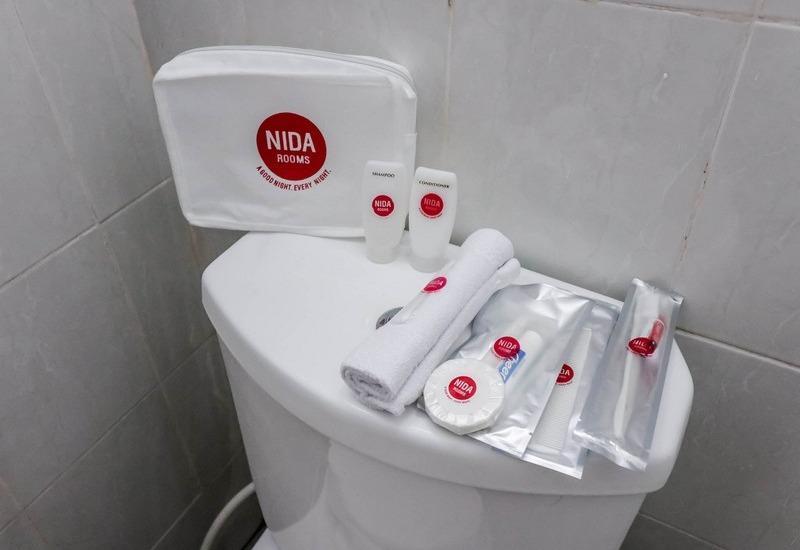 NIDA Rooms Kuta Dream Muzium Zone - Kamar mandi