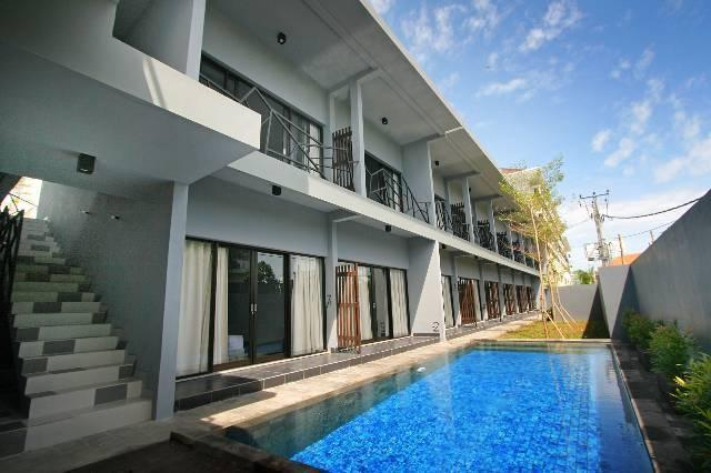 The Grey Boutique Inn Bali - Kolam Renang
