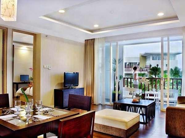 Aston Bogor - Condotel 2 kamar tidur Regular Plan