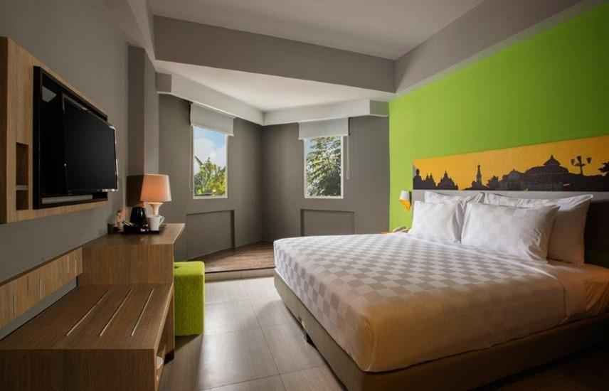 Kyriad Pesonna Malioboro Hotel Yogyakarta - Superior Panorama Room with breakfast Regular Plan